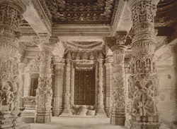 Doorway, Jain Temple, Mt Abu